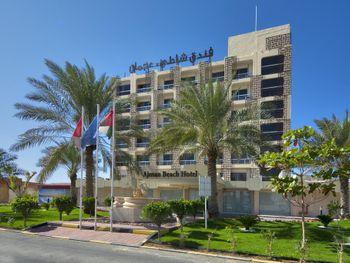 AJMAN BEACH HOTEL 3*