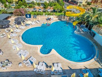 ARSI BLUE BEACH HOTEL (EX. KEMALHAN BEACH HOTEL) 4*