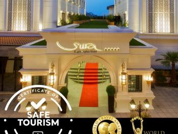 SURA HAGIA SOPHIA HOTEL 5*