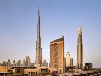 ADDRESS DUBAI MALL 5*