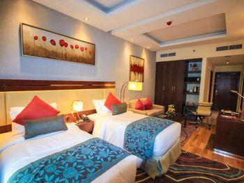 ROSE PARK HOTEL AL BARSHA.