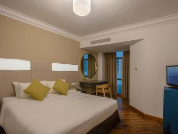 FORT CANNING LODGE SINGAPORE 3*