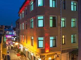 HISTORIAL HOTEL KUMKAPI 4*