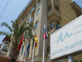 SANTA MARINA HOTEL 3*
