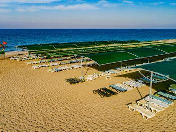 THRONE BEACH RESORT & SPA 5* (THRONE NILBAHIR HOTEL 5*)