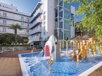 GHT BALMES HOTEL-APARTMENTS & SPLASH 3*