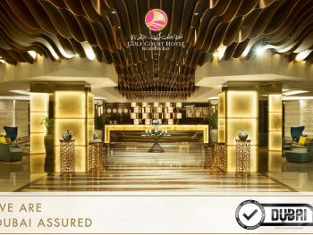 GULF COURT HOTEL BUSINESS BAY 4*