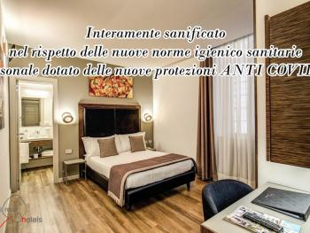 AL MANTHIA HOTEL (ROME) 3*