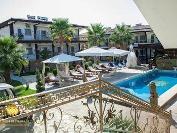 GREEK PRIDE HOTEL APARTMENTS 4*