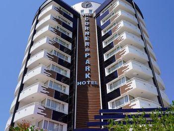 THE CORNER PARK HOTEL 4*