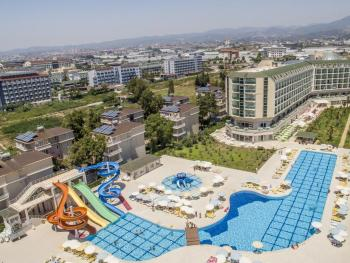 HEDEF BEACH RESORT HOTEL 5*