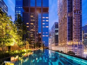 OAKWOOD PREMIER OUE SINGAPORE 5*