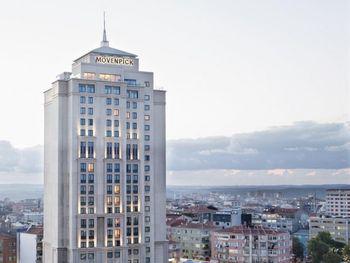 MOVENPICK HOTEL LEVENT 5*
