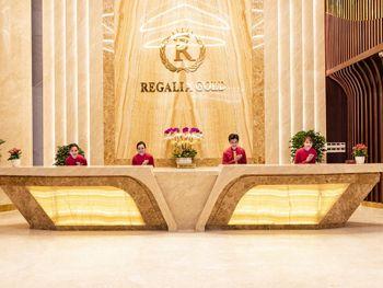 REGALIA GOLD HOTEL 4*
