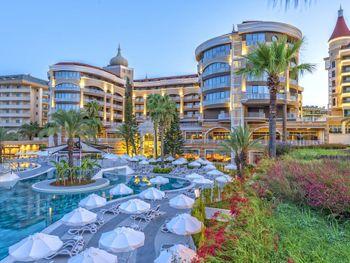 KIRMAN HOTELS ARYCANDA DELUXE 5*