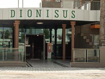 DIONISUS HOTEL (EX. WHITE ANGEL HOTEL) 4*