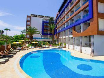 GARDENIA HOTEL 4*