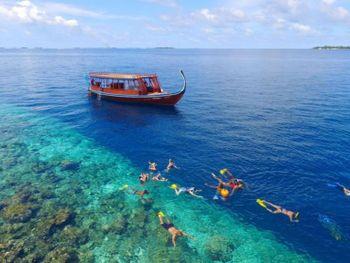 SANDY HEAVEN MALDIVES 3*