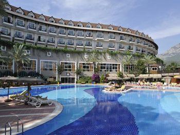 GRAVEL HOTELS (EX.ALKOCLAR EXCLUSIVE KEMER) 5*