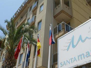 SANTA MARINA HOTEL 3 *