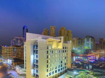 JANNAH MARINA HOTEL APARTMENTS (EX. JANNAH MARINA BAY SUITES) 4*
