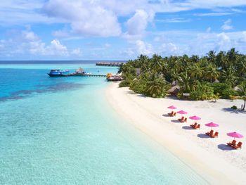 SUN SIYAM VILU REEF MALDIVES (EX. SUN AQUA VILU REEF) 5*