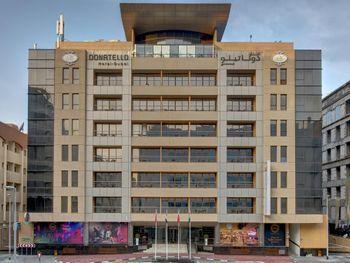 DONATELLO HOTEL DUBAI 4*