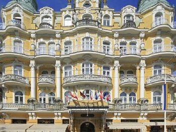 OREA SPA HOTEL BOHEMIA 4*