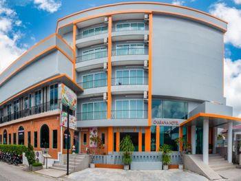 CHABANA KAMALA HOTEL 4*