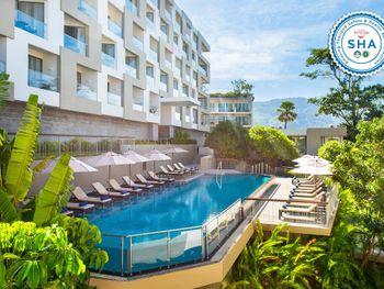 THE ANDAMAN BEACH HOTEL PHUKET (EX. HYATT PLACE PHUKET PATONG) 4*