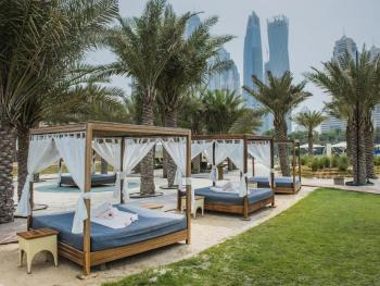 HABTOOR GRAND RESORT, AUTOGRAPH COLLECTION. A MARRIOTT LUXURY LIFESTYLE HOTEL  5*